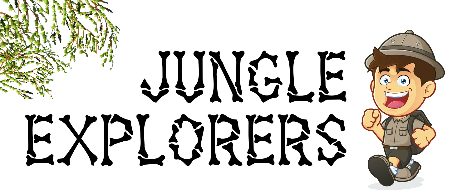 Jungle Explorers - Banner